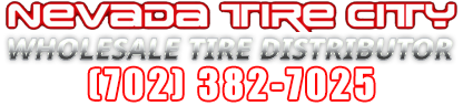 Nevada Tire City - Wholesale Tire Distributors